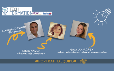 L'EQUIPE TECH-FORMATION